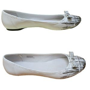 DIESEL Ballet Flats with Bow
